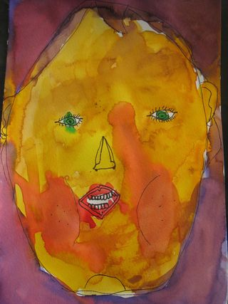 Opal 2 self portraits 023